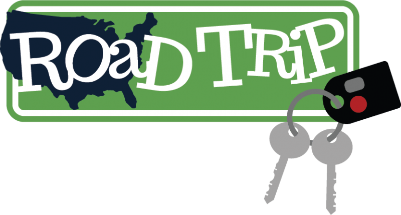 Road Trip SVG scrapbook title vacation svg files road trip