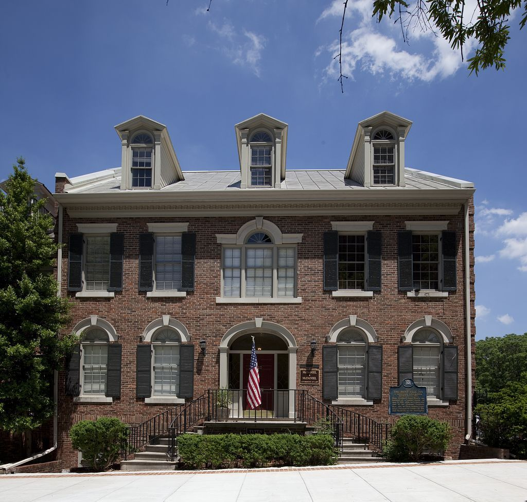 1817 Federal Huntsville Inn, Huntsville, AL, Pres J Monroe
