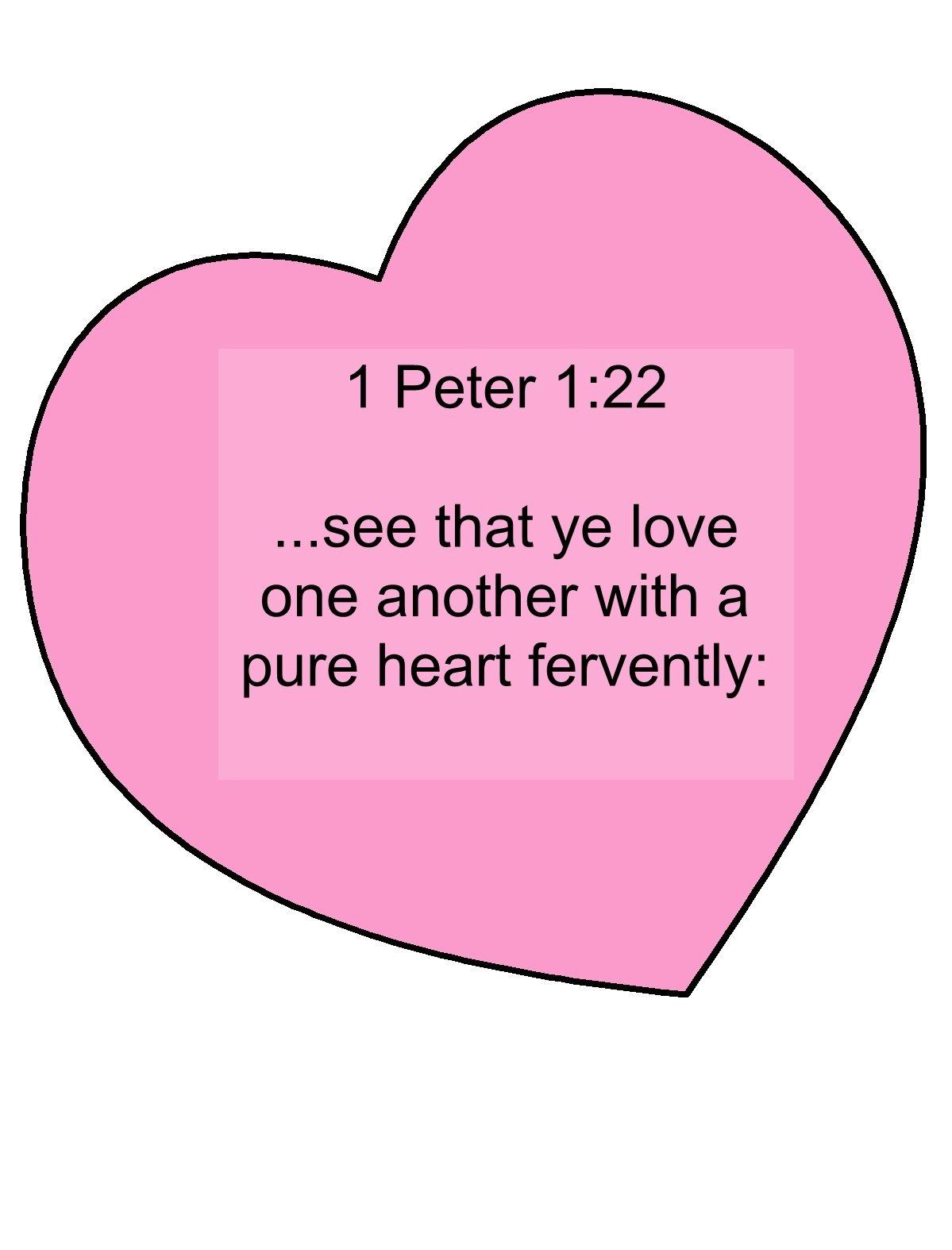 Valentine Bible Verses