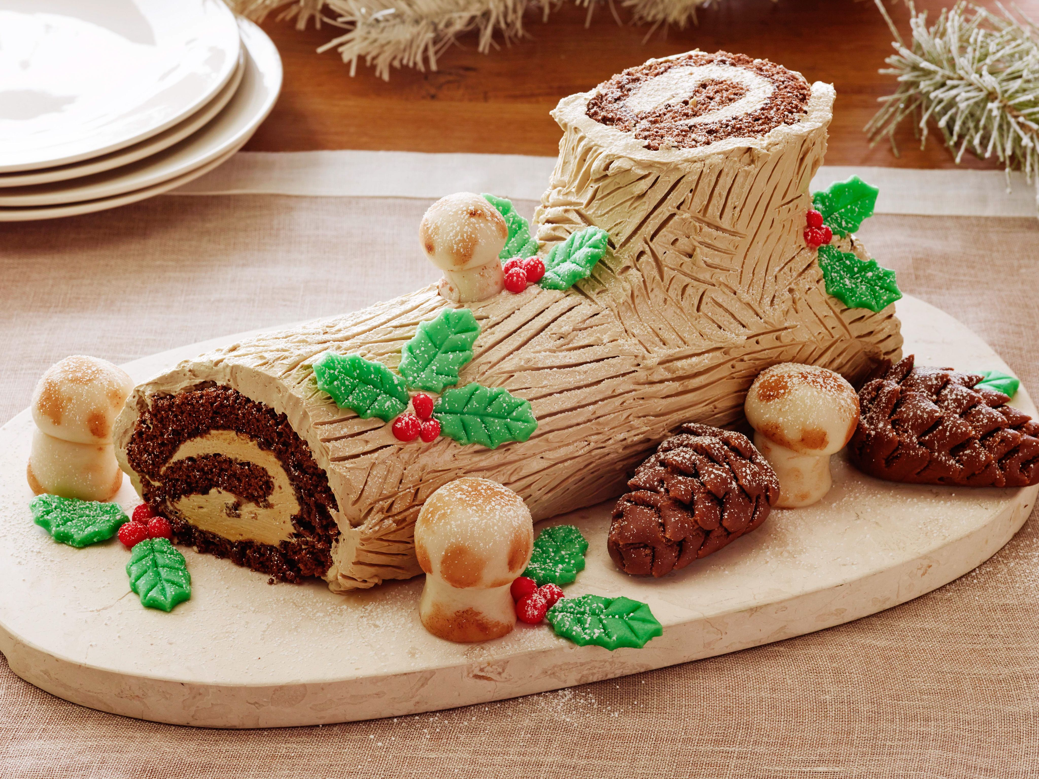 Christmas Cakes And Cupcakes Recipes Amp Ideas Food