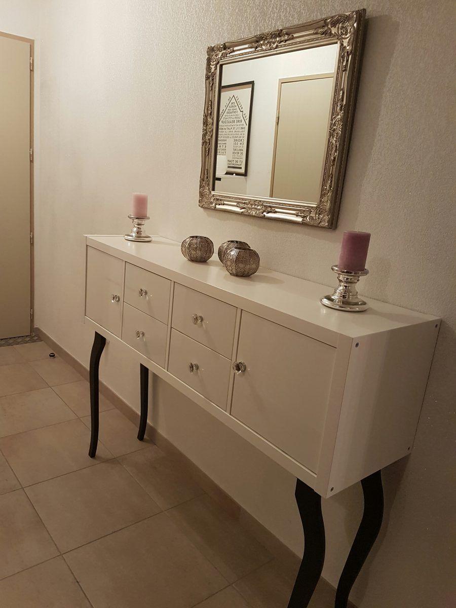 Console Chic Pour Votre Entre Ikea Dco Maison Et Meubles