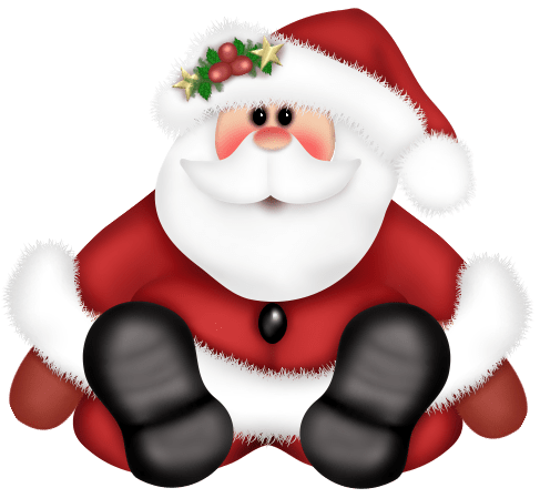 Gallery Free Clipart Picture… Christmas PNG Cute Santa