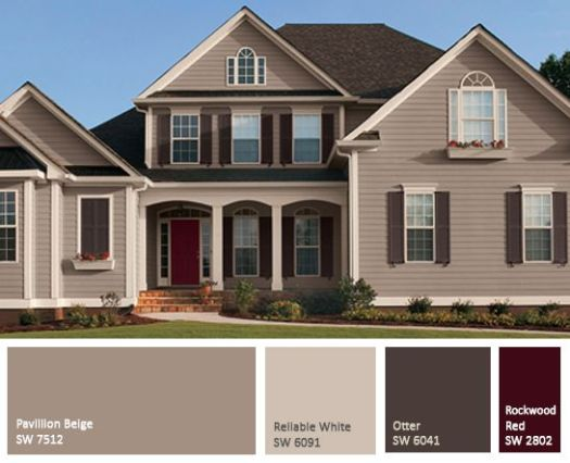 Exterior House Colors