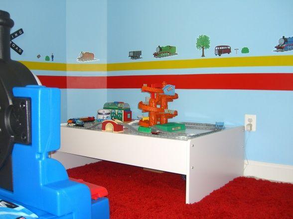 17 Best Images About Thomas Train Room Ideas On Pinterest Boys. Thomas The Tank Engine Bedroom Ideas   Bedroom Style Ideas