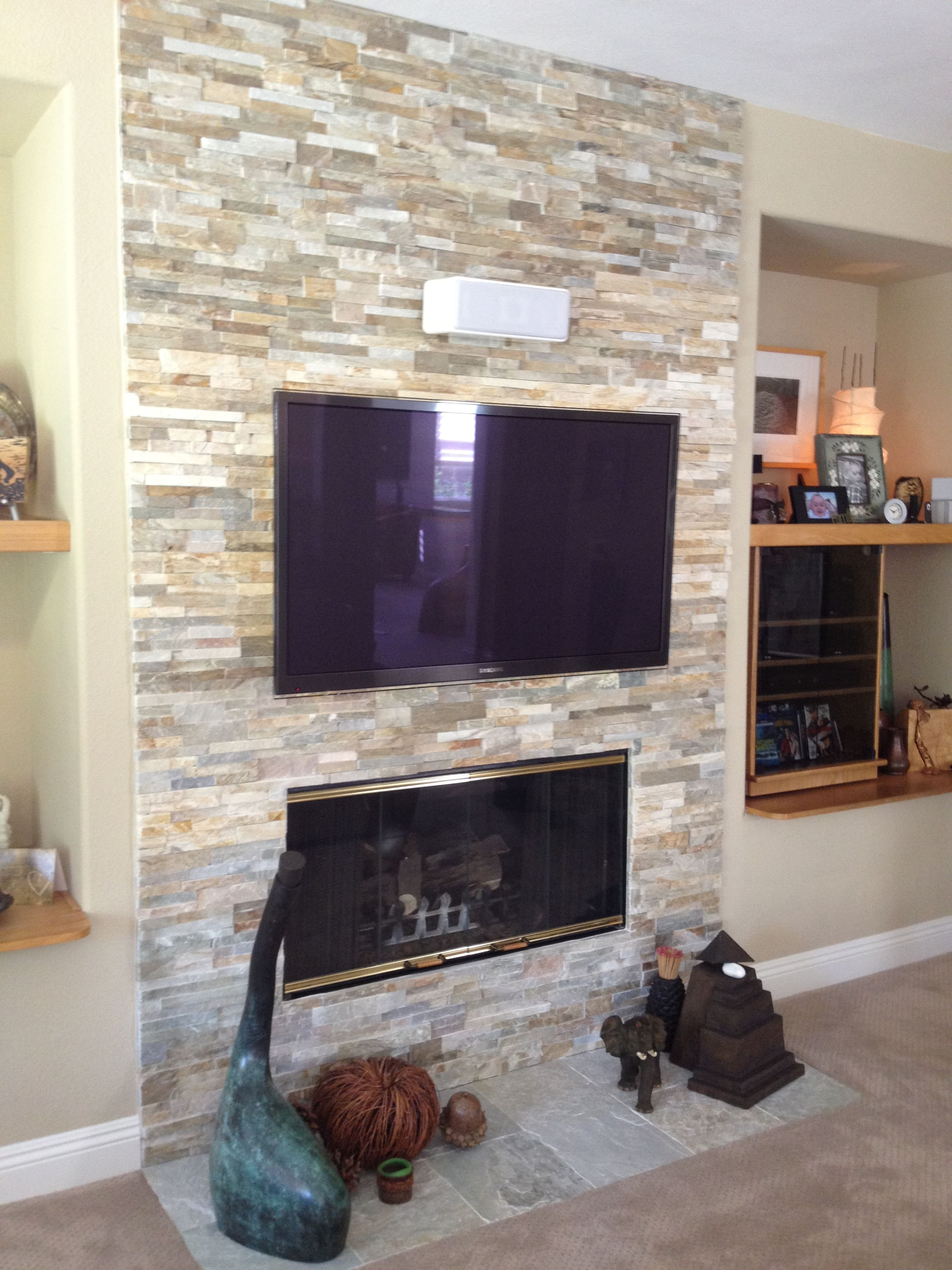 Fireplace Remodels Ideas