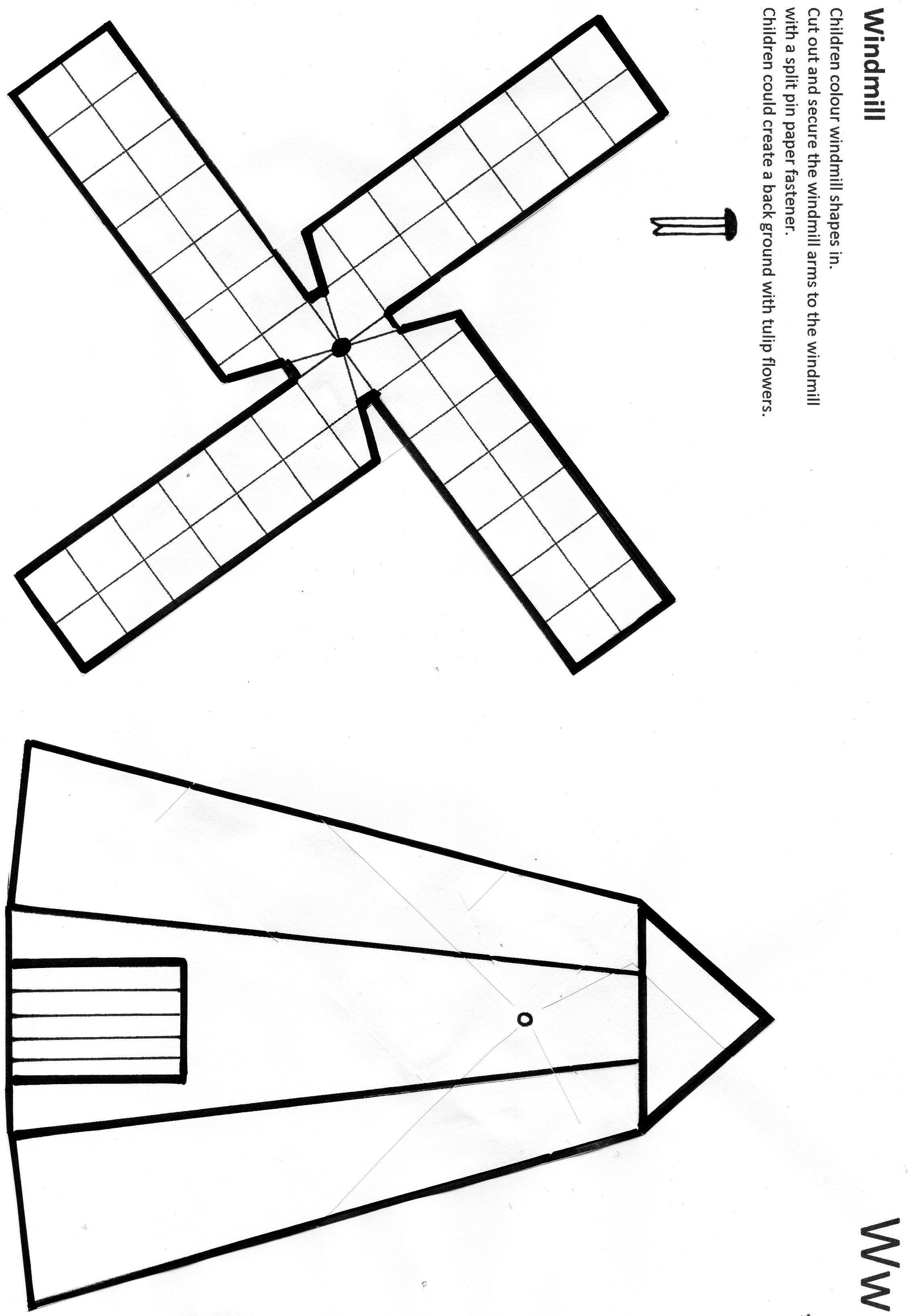 Preschool Wind Worksheet To Print