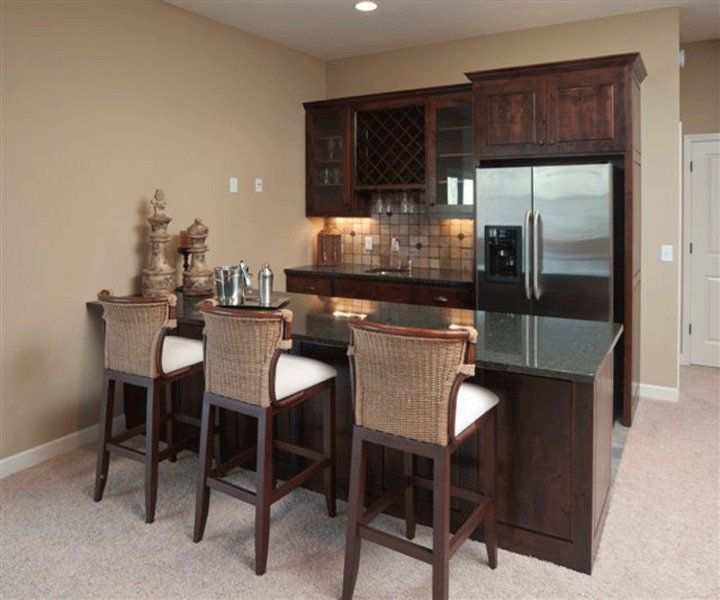 I Want To Do This Wet Bar In The Basement. It's A Lennar