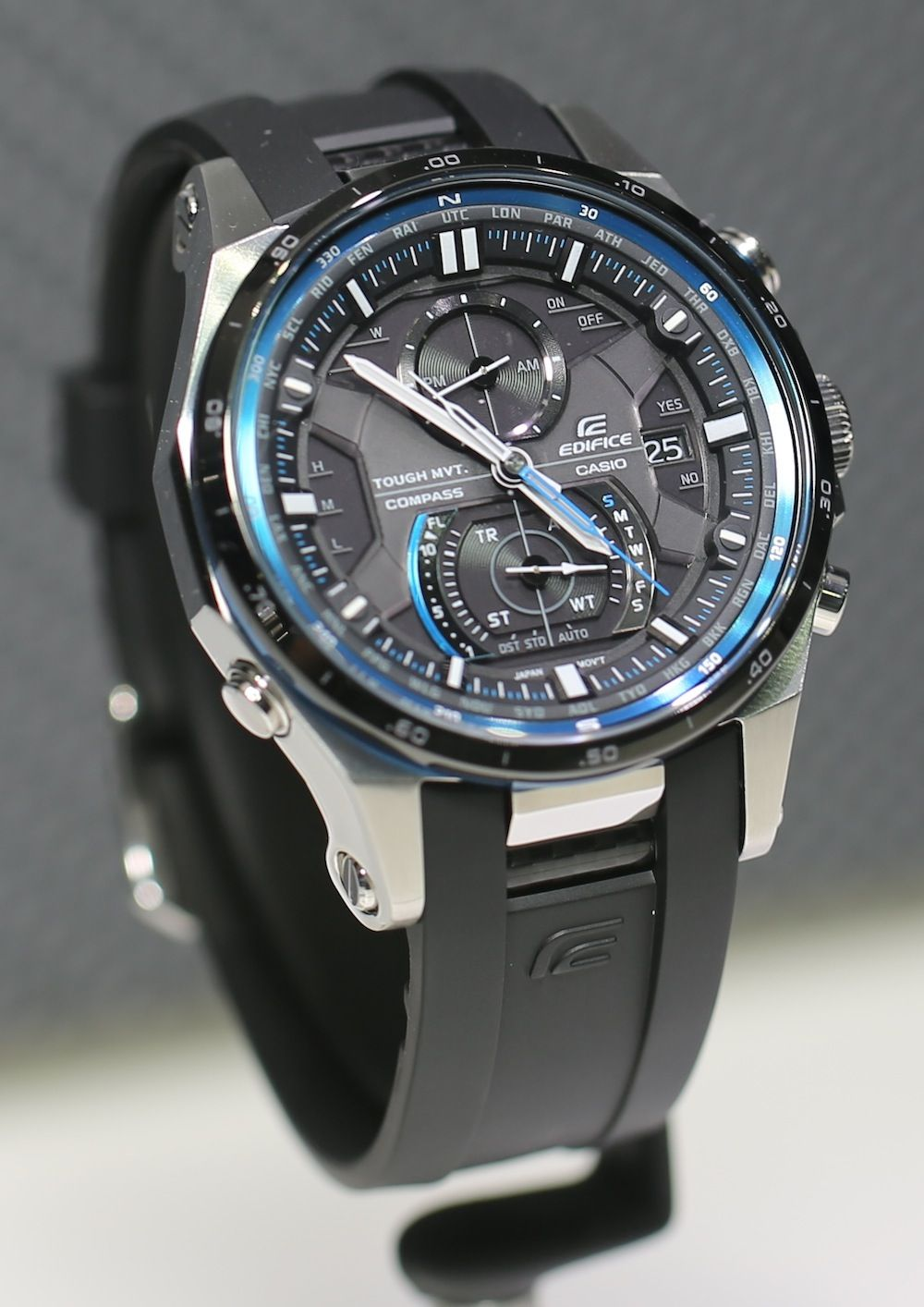 Casio Edifice EQWA1200 Sensor Chronograph Watch For 2013