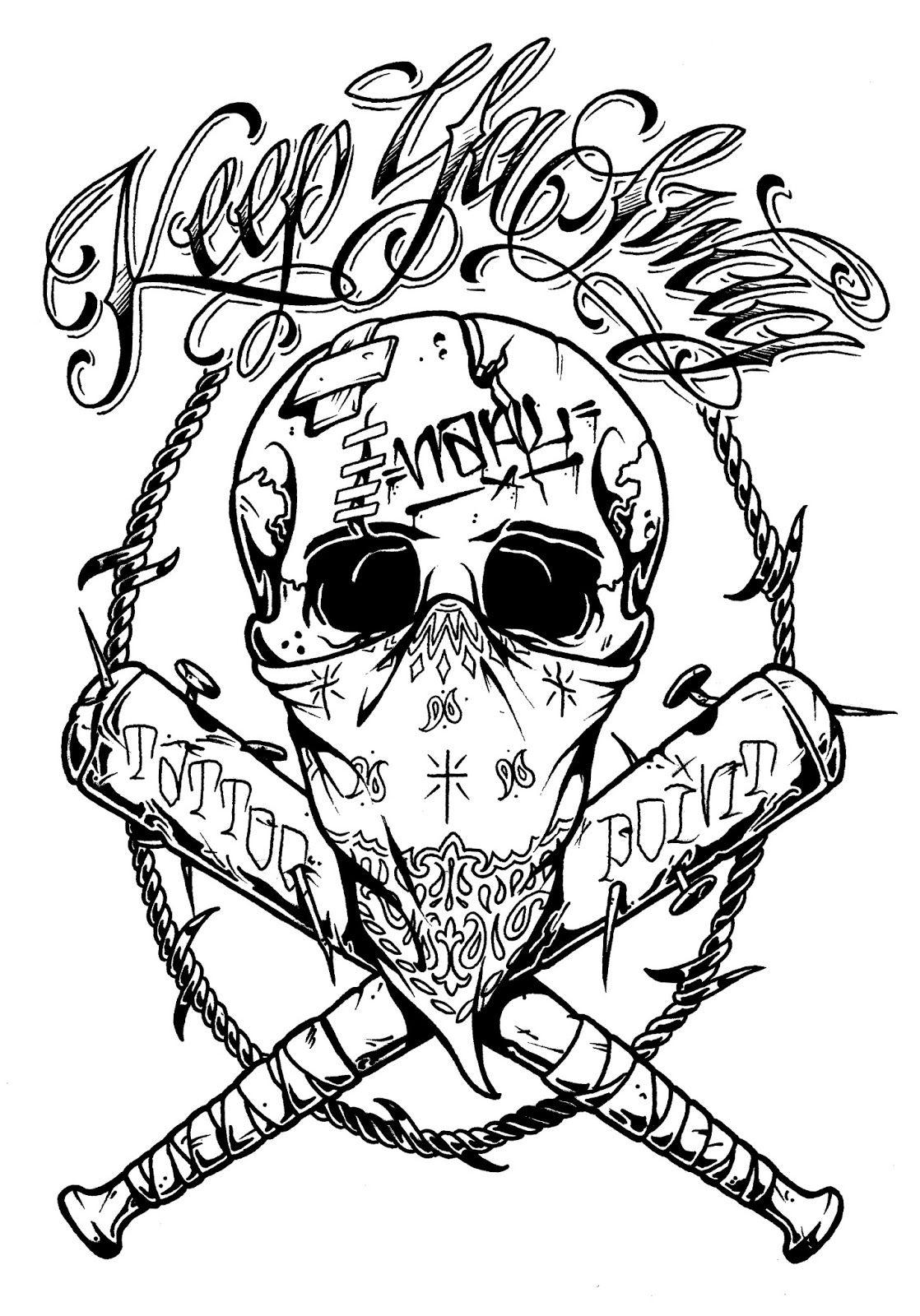Crazy Skull Art martedì 15 gennaio 2013 Skulls and