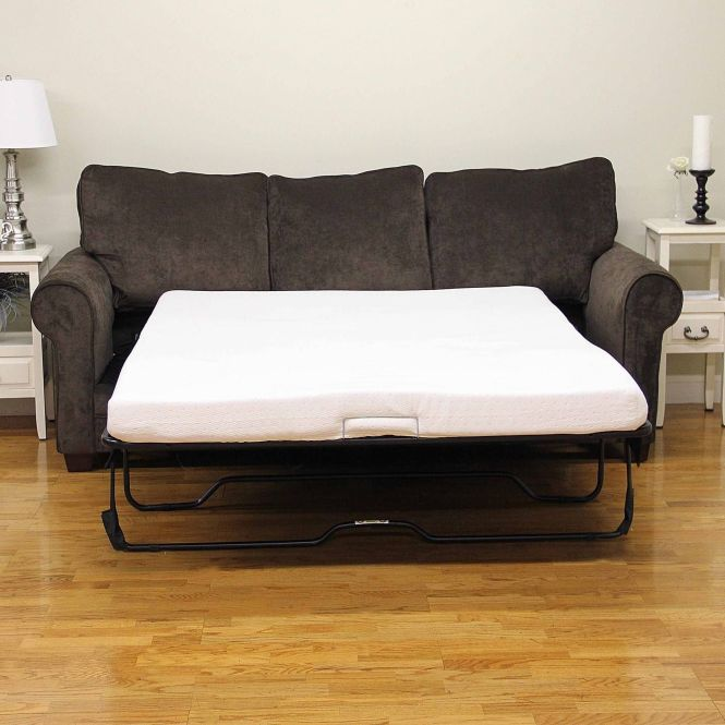 Queen Size Memory Foam Sofa Sleeper Mattress
