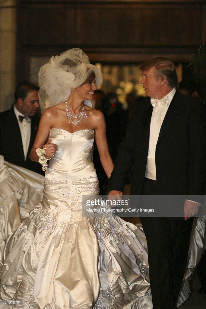 melania trump and donald trump wedding 58550 dfiles