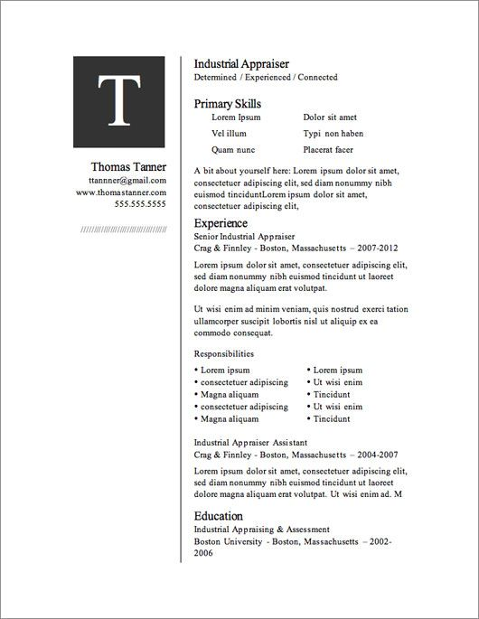 1000 images about free resumes on pinterest free resume resume