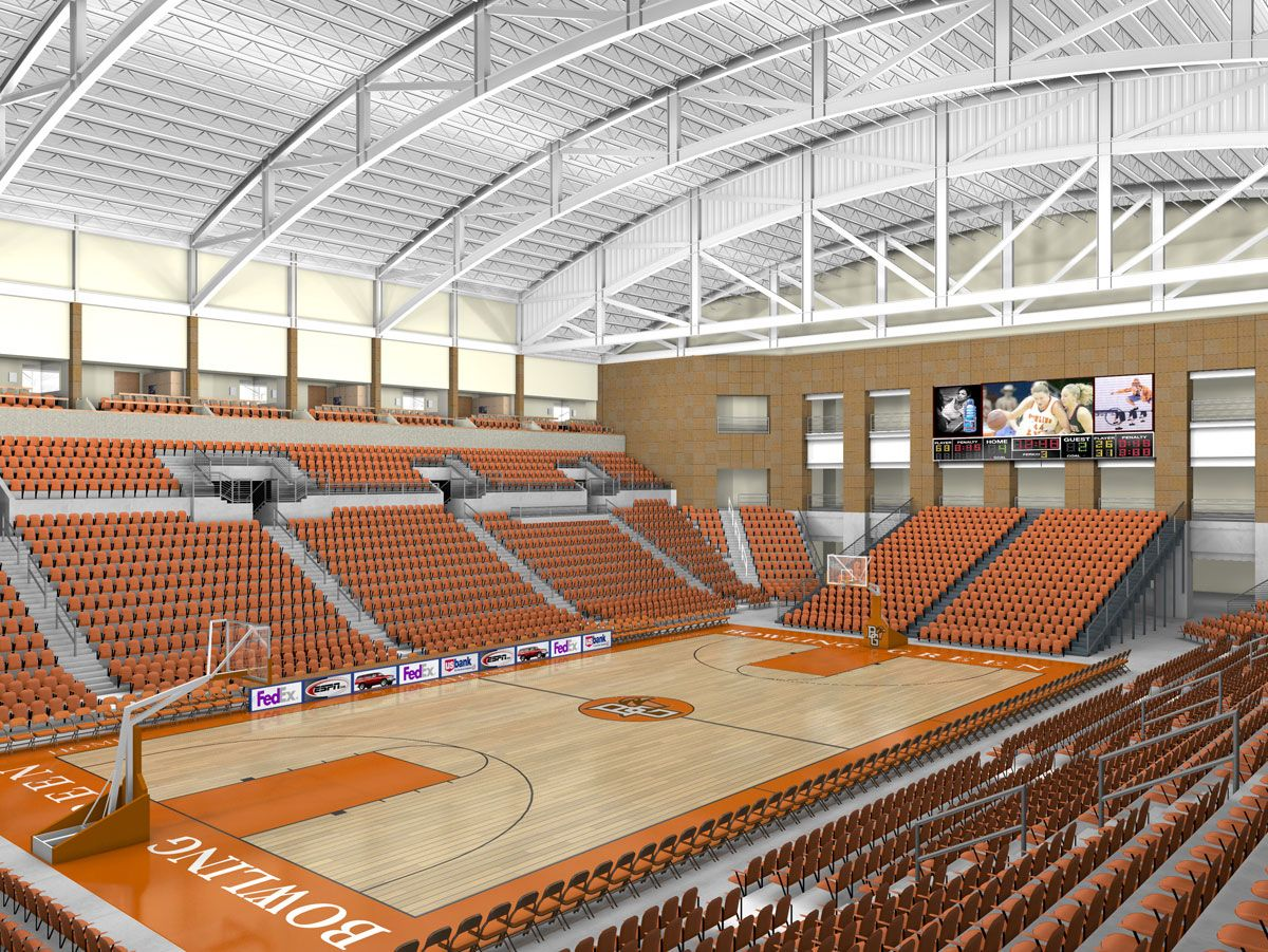 Bowling Green State University Stroh Athletic Center