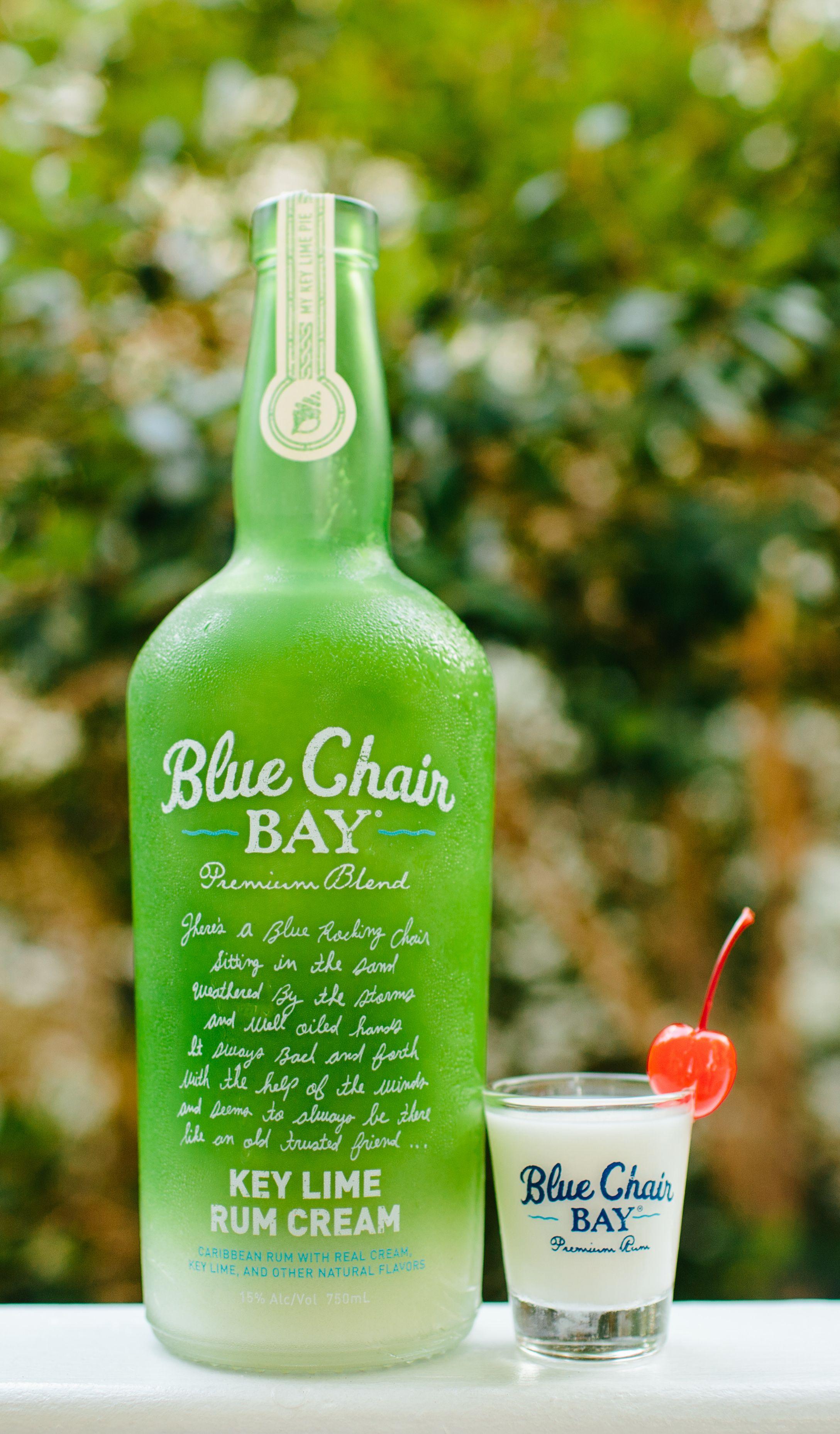 TOOTSIE ROLL SHOOTER // .5 oz. Blue Chair Bay Key Lime Rum