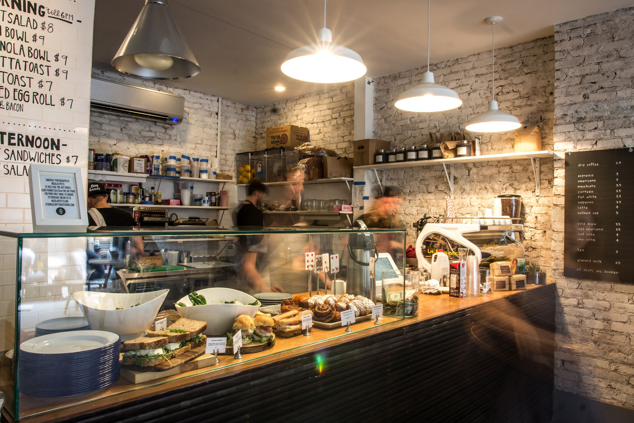 The best coffee shops in NYC French press, Caffeine and