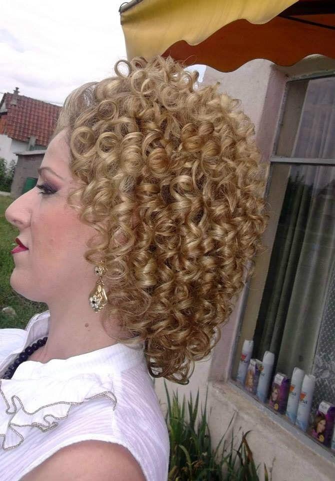 BIG PERM RAZZLE DAZZLE CURLS Curls 1 Pinterest