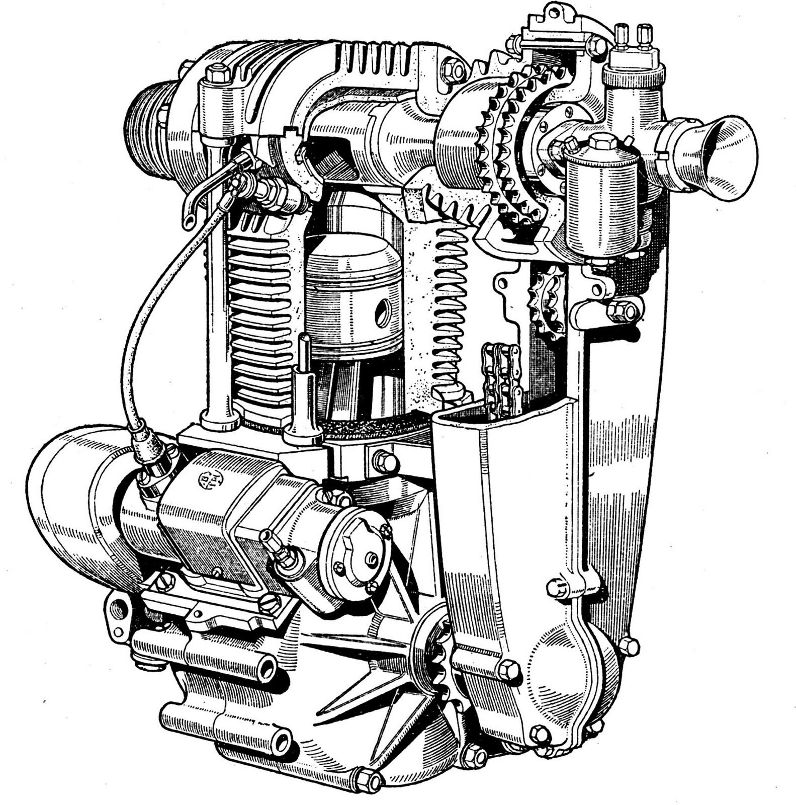 Vw W12 Engine Animation