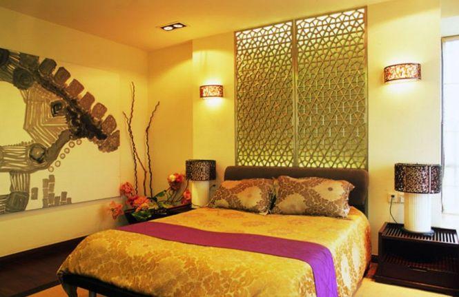 Yellow Bedroom Walls