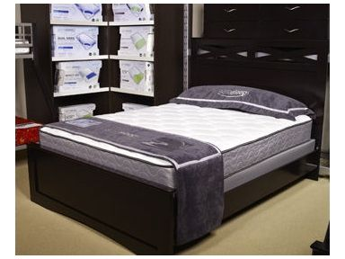 For Sierra Sleep King Mattress M88141 And Other Mattresses Foam At Americana Furniture