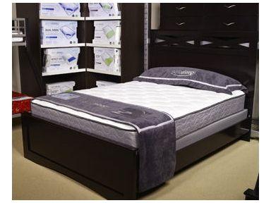 For Sierra Sleep King Mattress M88141 And Other Mattresses Foam At Americana Furniture