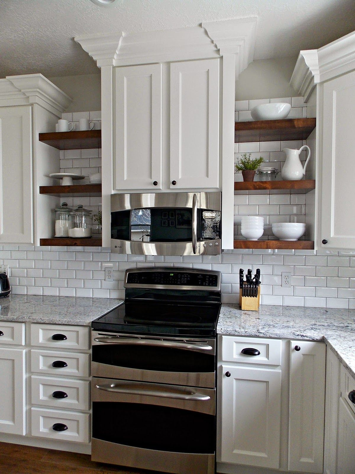 TDA decorating and design Kitchen Before, During, & After