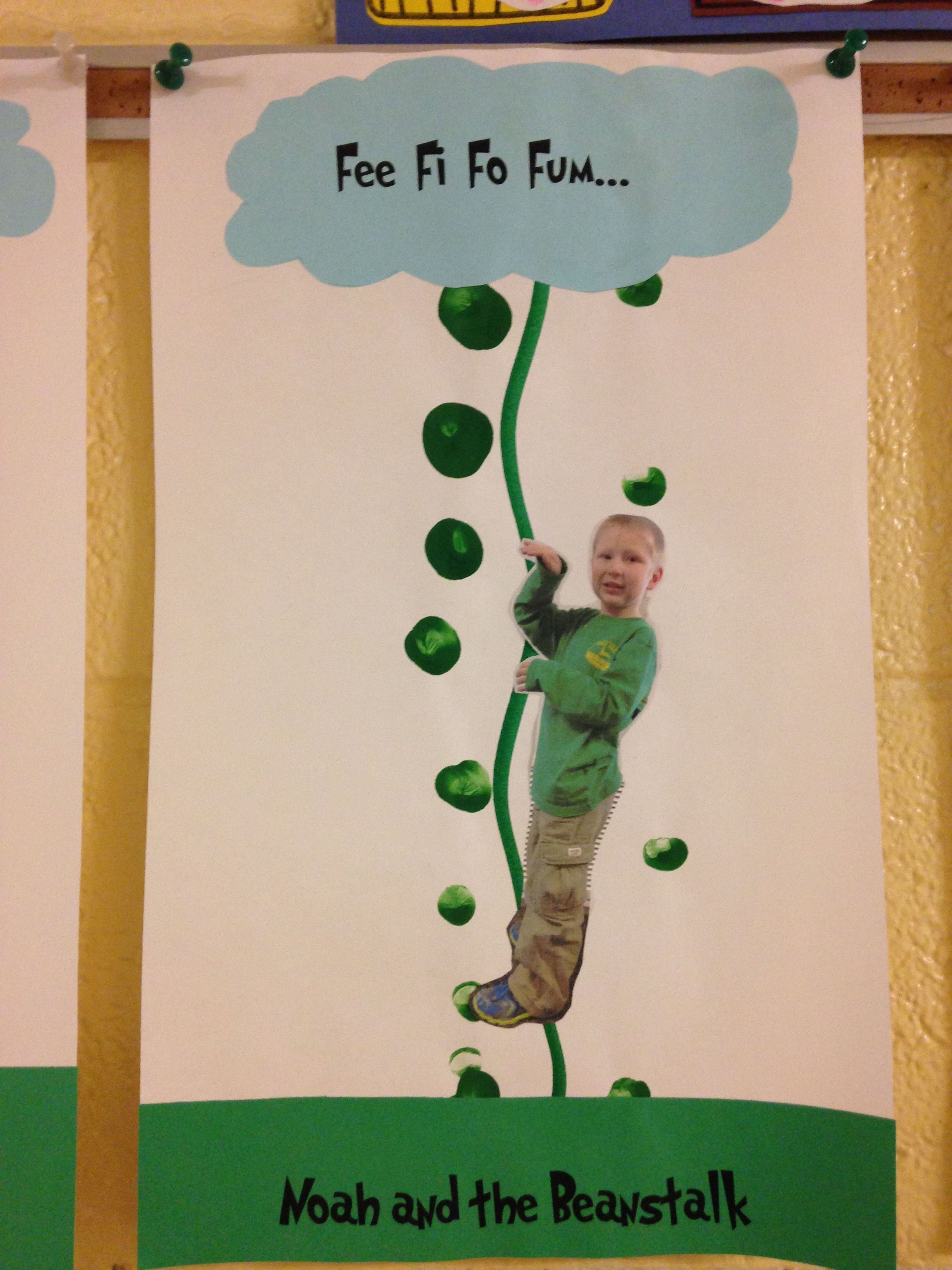 Jack And The Beanstalk Crafts