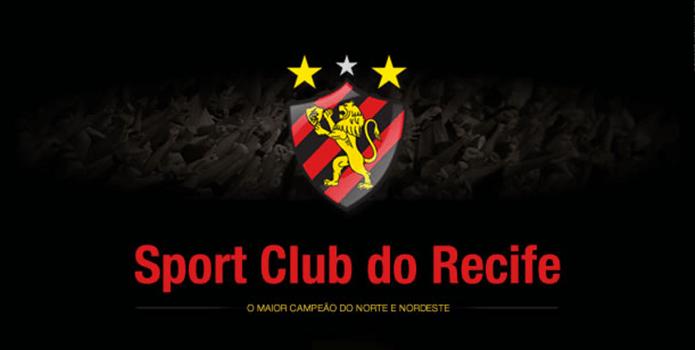 O clube Multimídia Sport Club do Recife Pelo SPORT