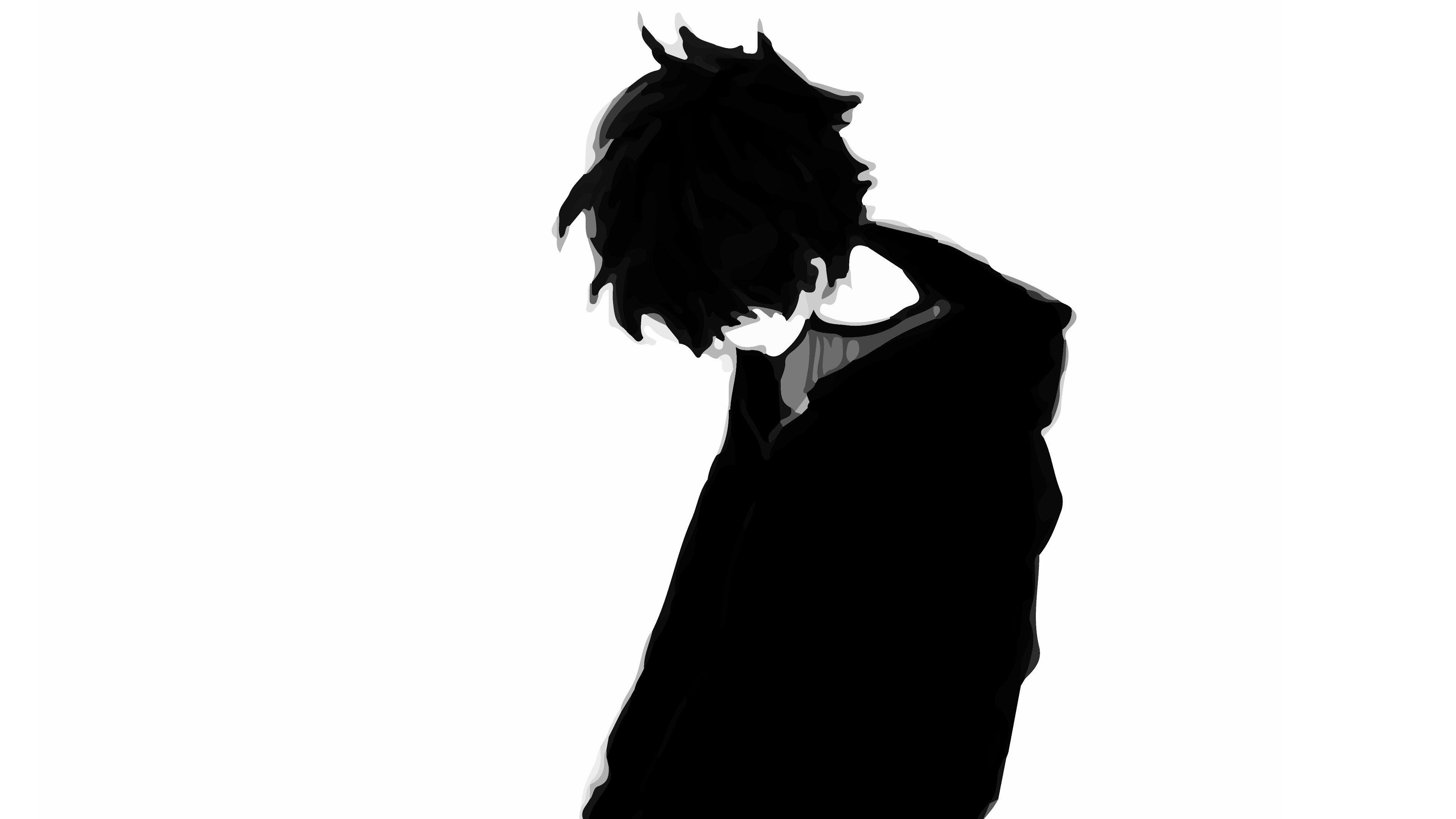 Pin by Mizuky Zukulyna on anime boys Pinterest Sad
