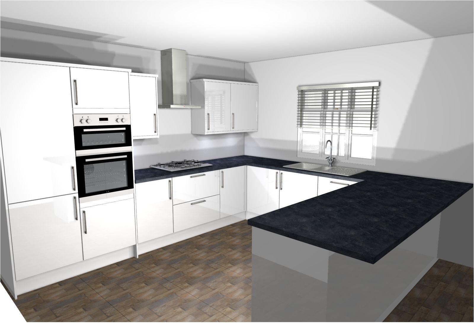 My Kitchen View your Howdens Kitchen Plan Online