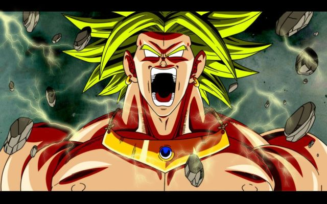 Does New Female Legendary Super Saiyan Mean Broly Will Soon Be Canon Too?