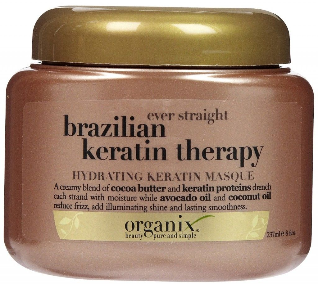 Product Review Organix Brazilian Keratin Therapy