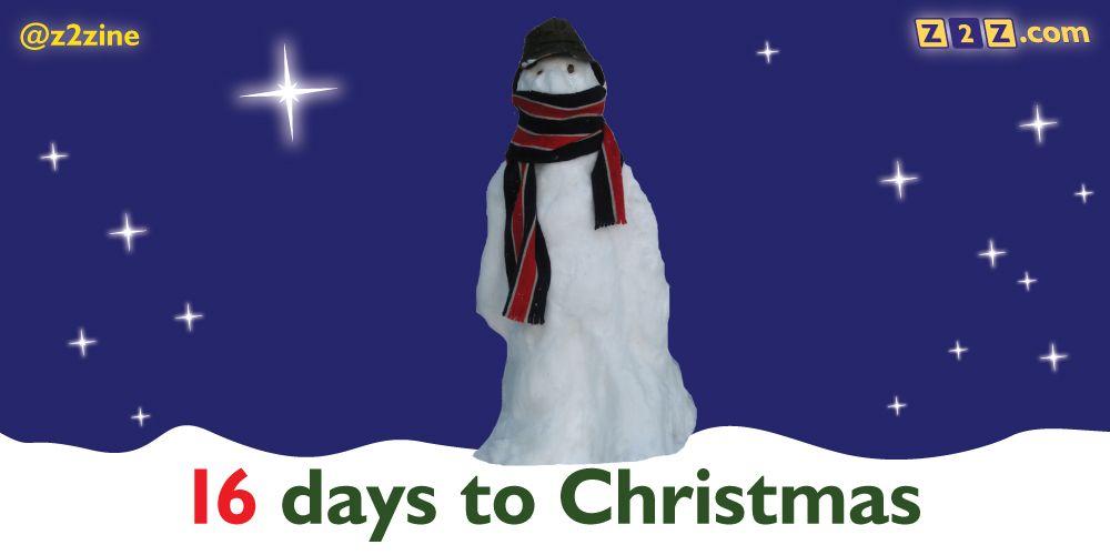 16 days to Christmas