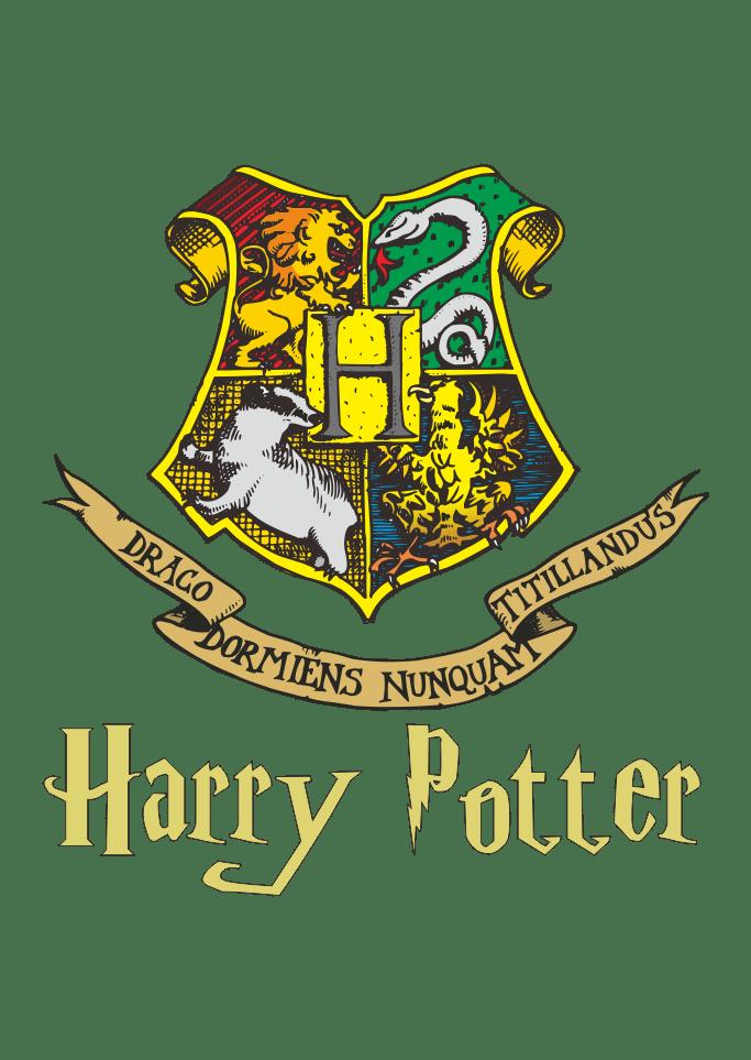 Logo Hogwarts Harry Potter Vector Free Logo Vector