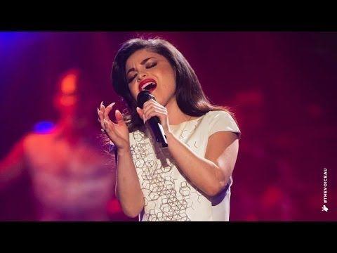 Sabrina Batshon Sings Chandelier The Voice Australia 2017