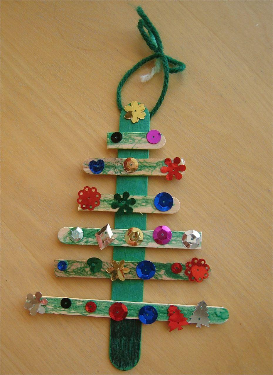 Preschool Christmas ornament Christmas ornaments