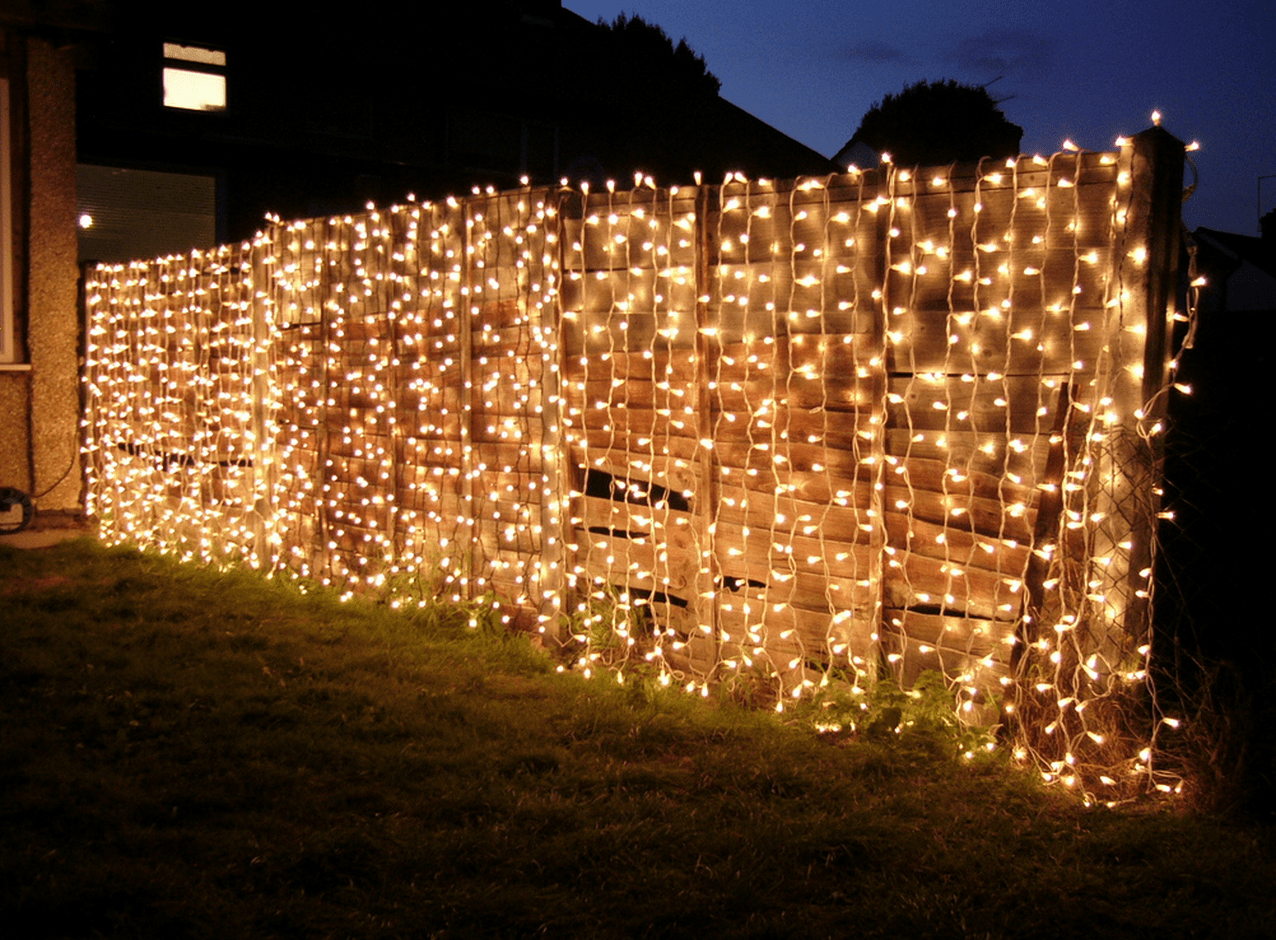 5 Ways to Decorate a Chain Link Fence Chain link fencing