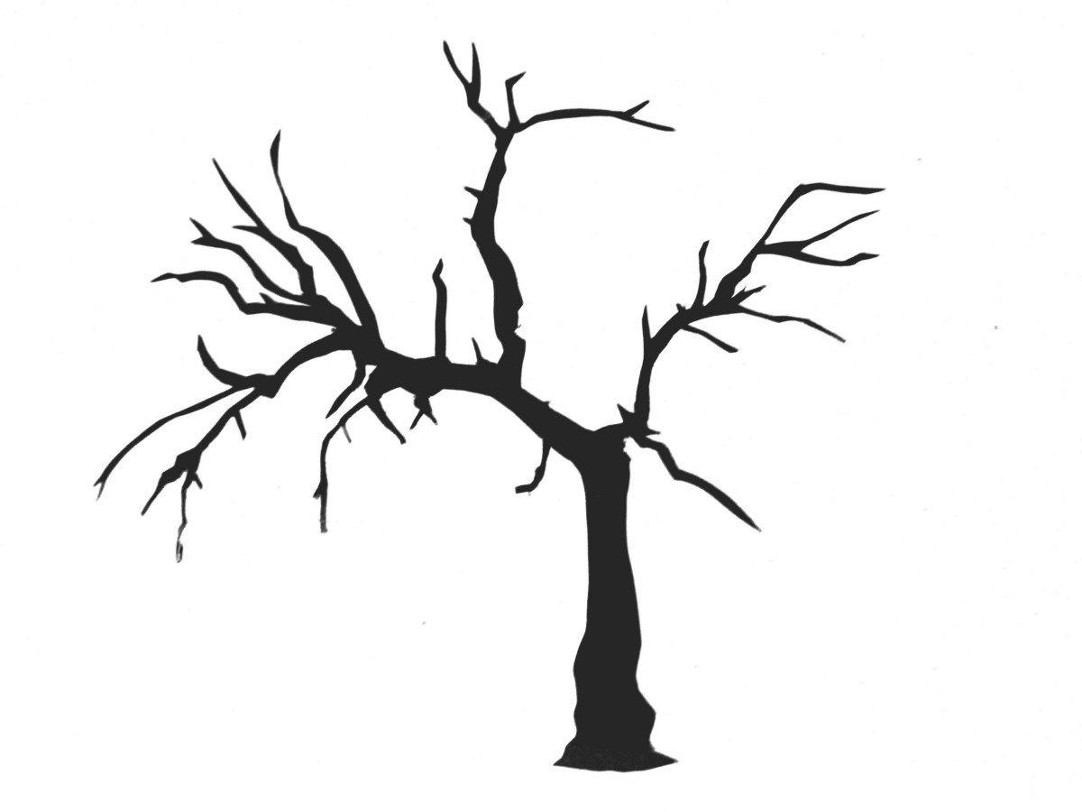 Clip Art Tree No Leaves Clipart Panda