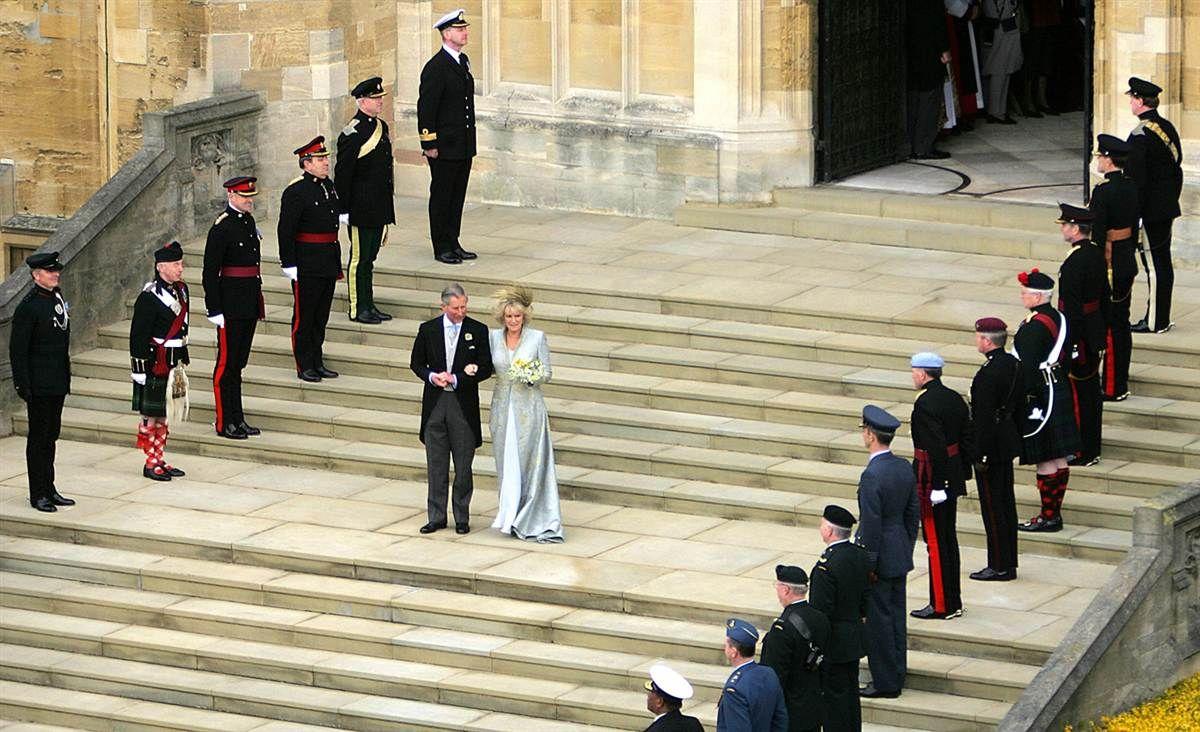 Charles and Camilla A love story Camilla, Prince