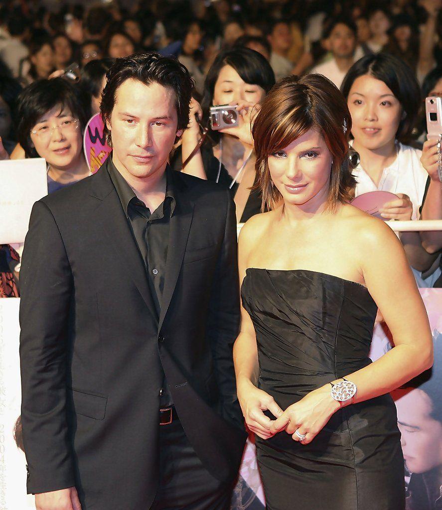 Keanu Reeves Photos Photos Keanu Reeves And Sandra