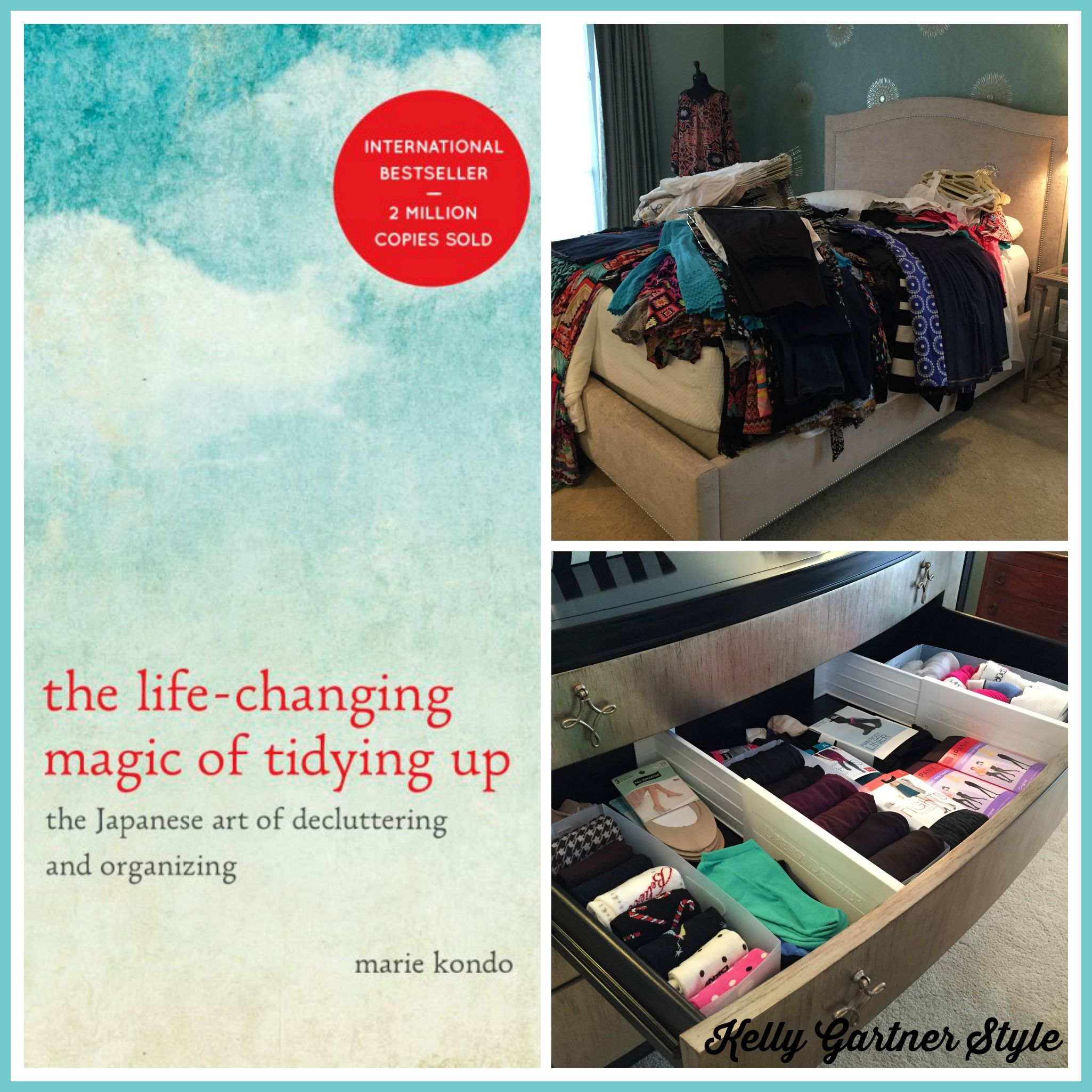 Tidying Up The Konmari Way An Introduction Marie Kondo Developed The Konmari Method Of Tidying