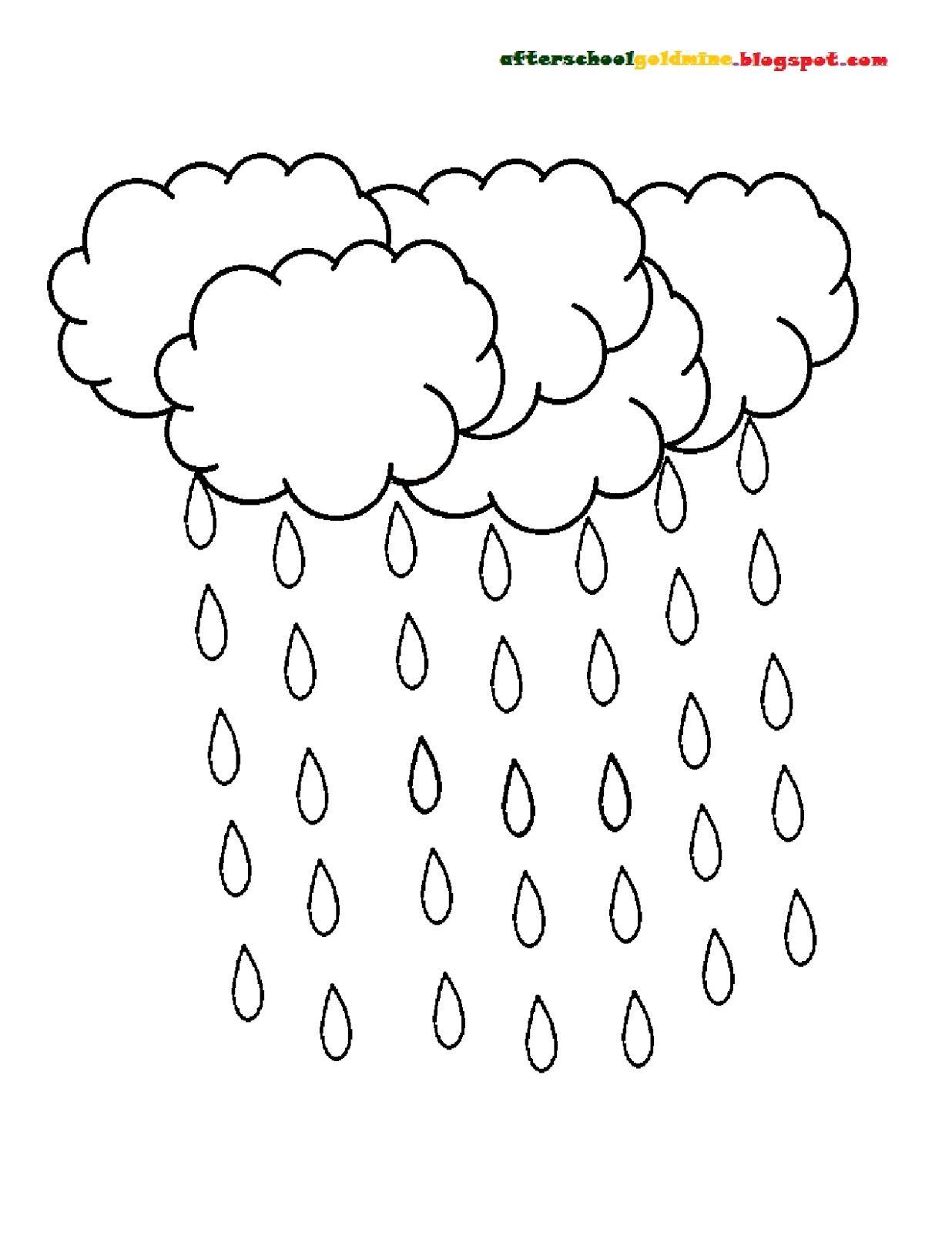 Clouds And Raindrops 1 236 1 600 Pixels