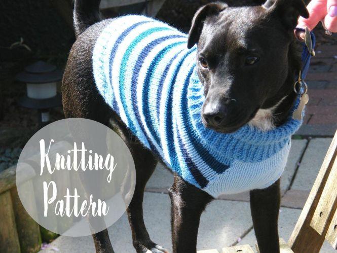 Medium Sized Dog Sweater Crochet Pattern - The Best Dog 2018