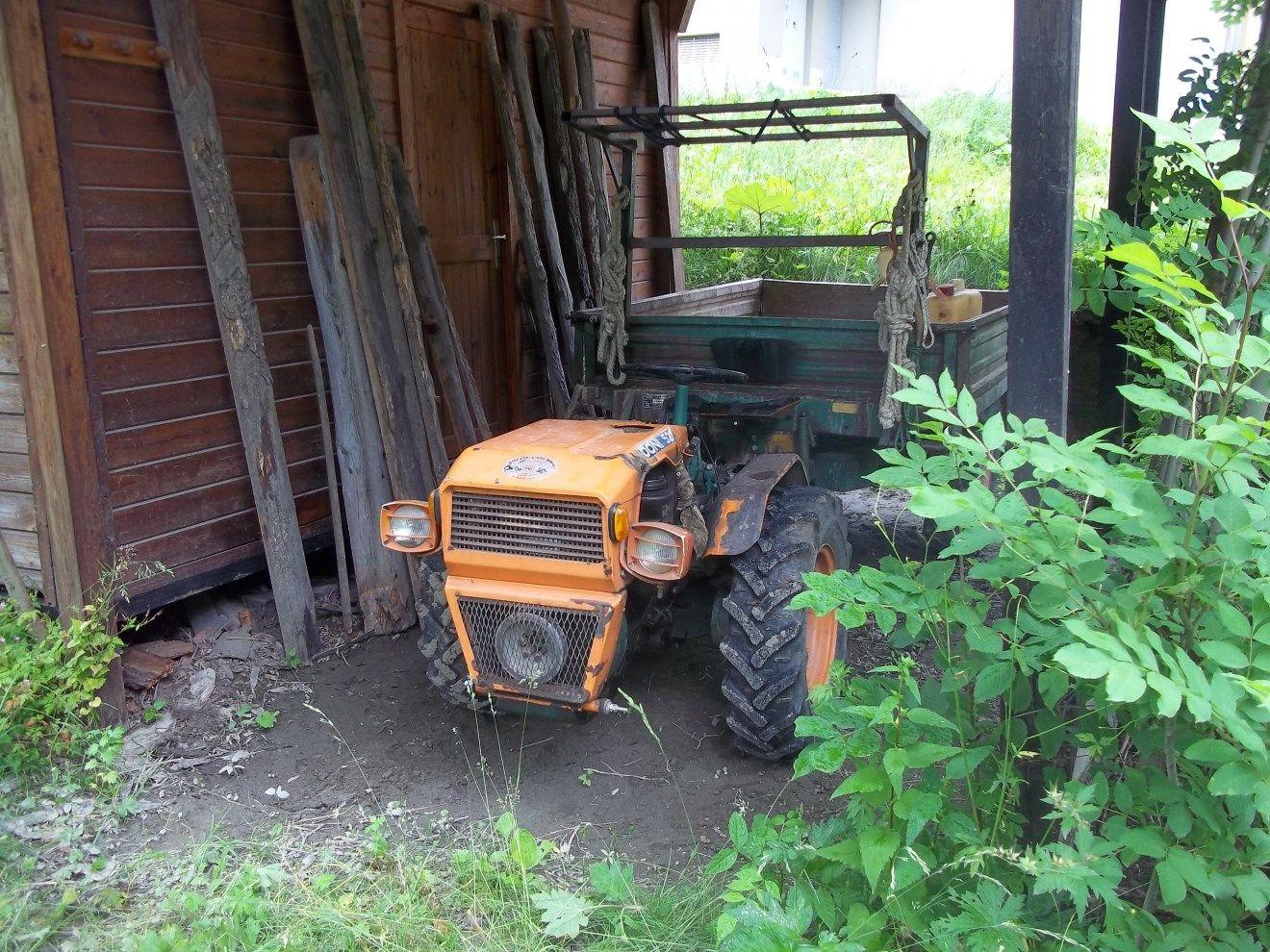 Un trattore Goldoni 521 http//tantitrattori.96.lt/goldoni