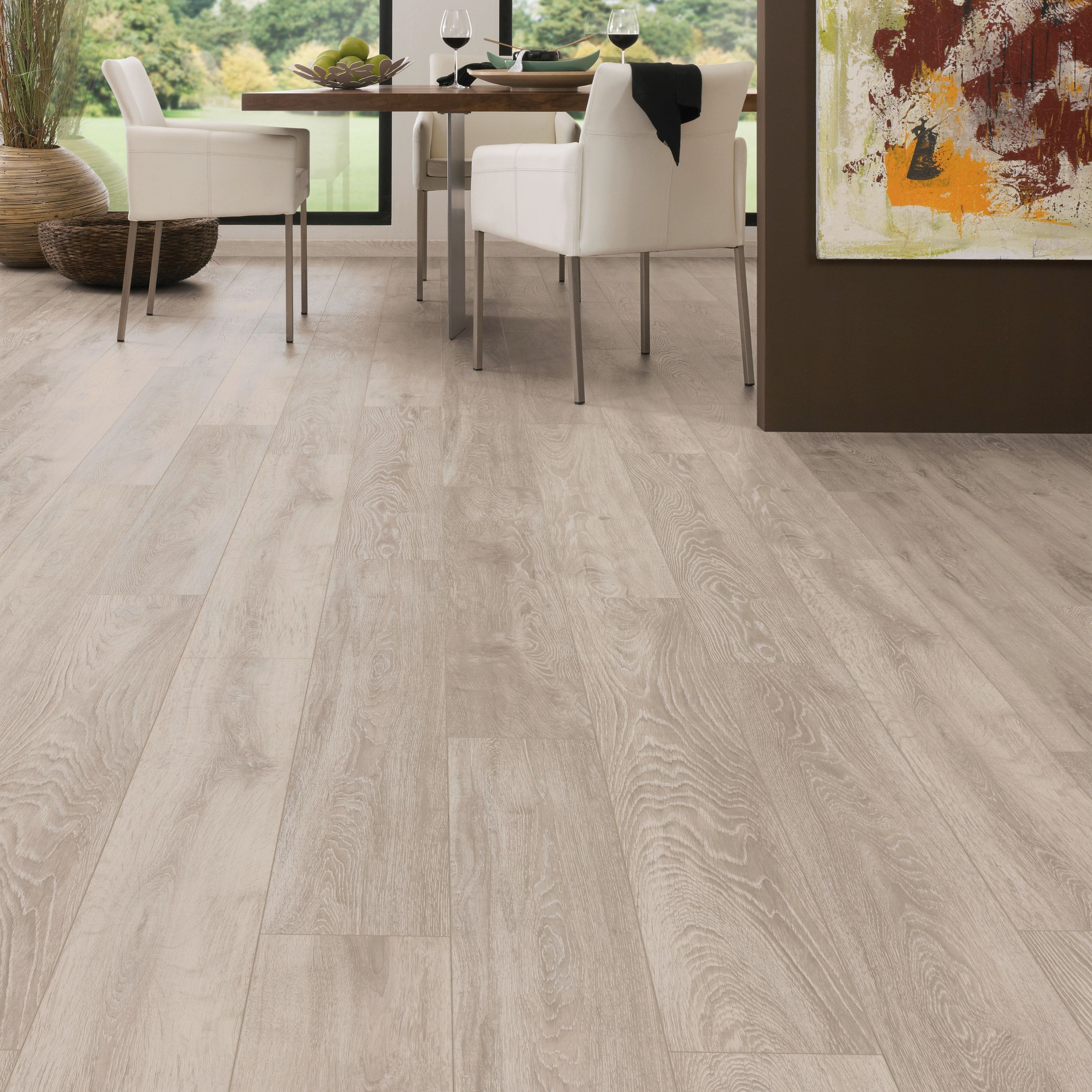 Amadeo Boulder Embossed Laminate Flooring 2.22 m² Pack