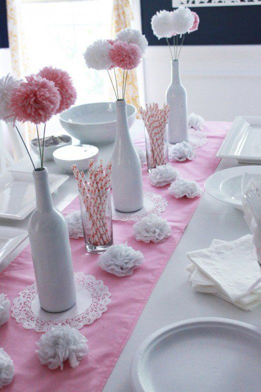 DIY Baby Shower Ideas For Girls Diy Baby Budgeting And