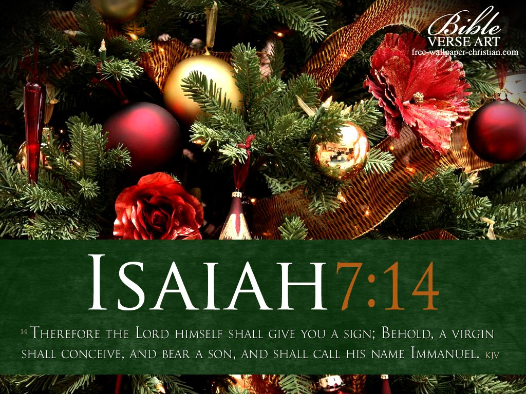 Christian Christmas Bible Verses rejoice at his birth