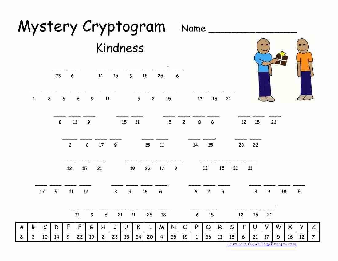 Kindness Cryptogram 1 100 850 Pixels