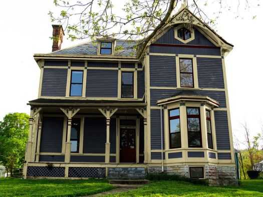 Victorian House Colors New Exterior Paint For This