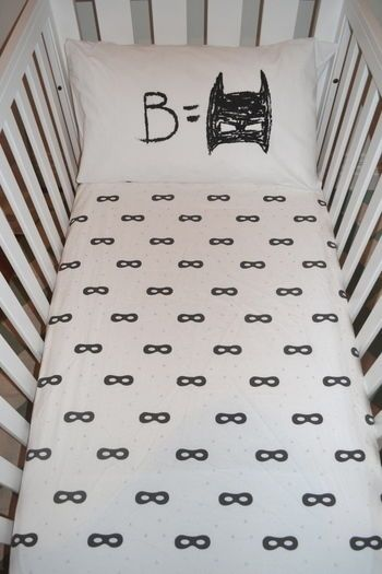 Cream Empire Super Hero Mask Cot Sheets Sets For In South Melbourne