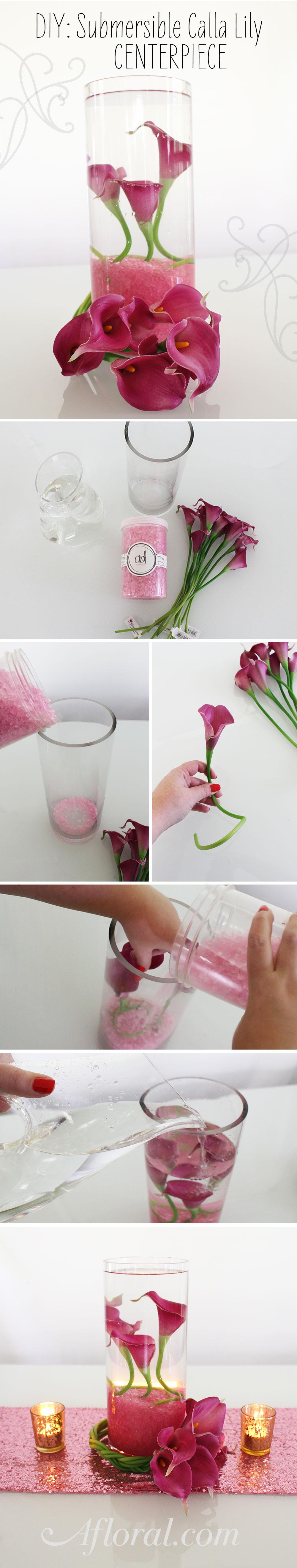 DIY Wedding Centerpiece Ideas from Make your